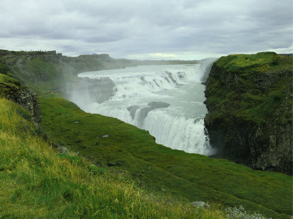 2PM GULLFOSS WATERfALL