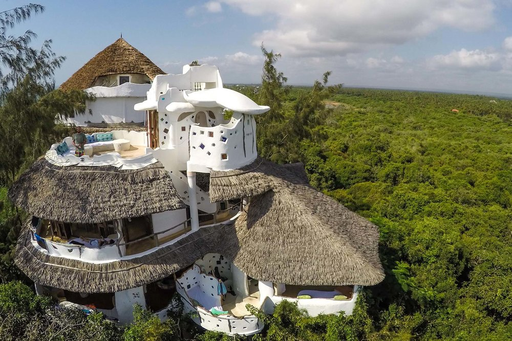 Image property of Watamu Treehouse