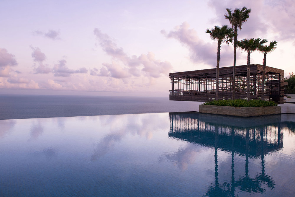 Image property of Alila Uluwatu