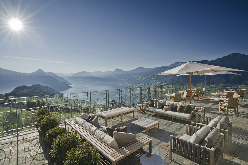 Villa Honegg - SWITZERLAND
