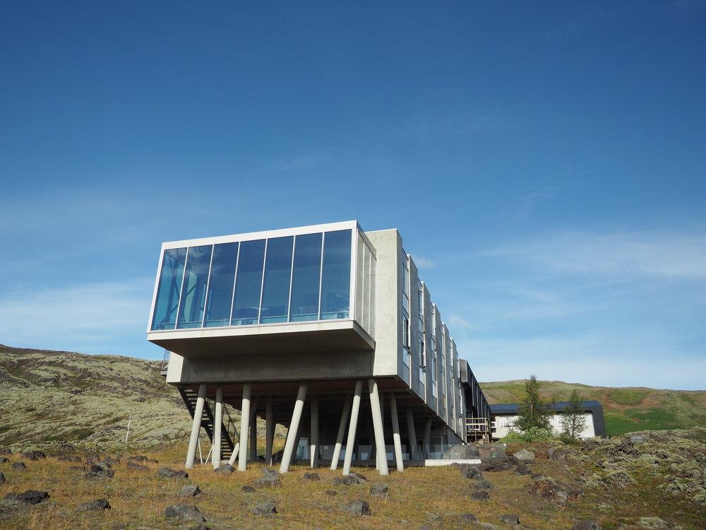 Ion Hotel - ICELAND
