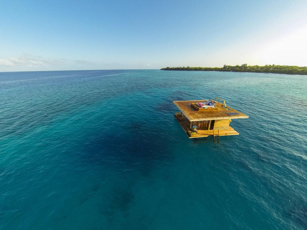 Manta Resort - TANZANIA