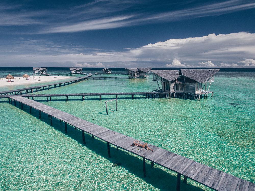 Photo property of Pulo Cinta Eco Resort