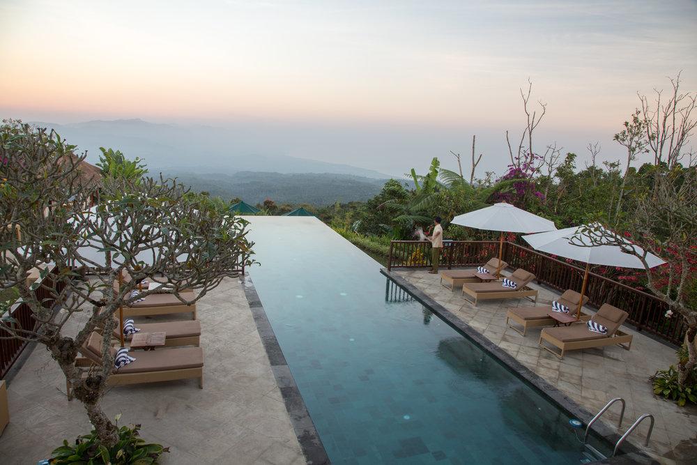 Munduk Moding Plantation Nature Resort - INDONESIA
