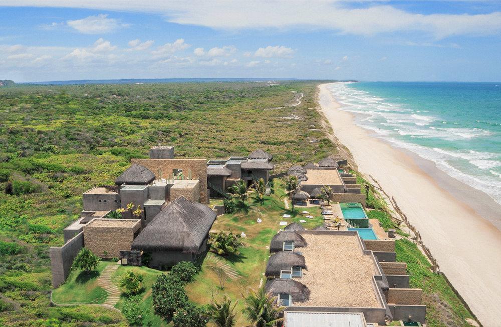 Kenoa Beach Spa & Resort - BRAZIL