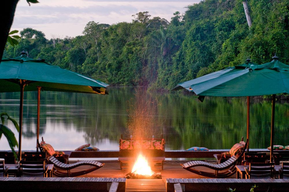 The Cristalino Lodge - BRAZIL