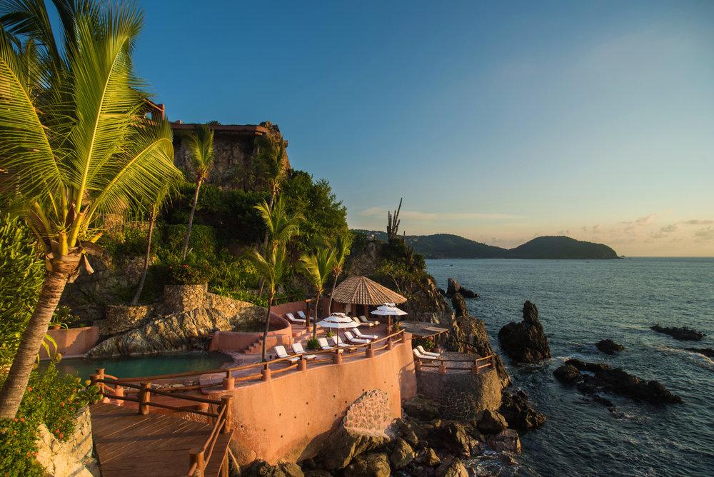 La Casa Que Canta - Zihuatanejo Bay