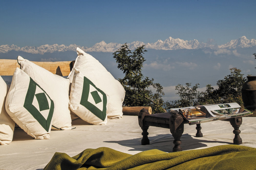 Resort Dhulikhel - NEPAL