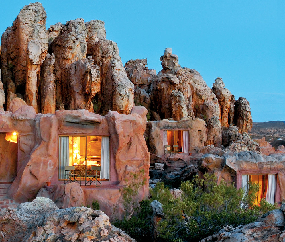 Kagga Kamma Nature Reserve  - SOUTH AFRICA