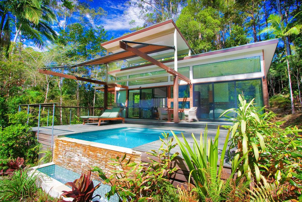 Crystal Creek Rainforest Retreat - AUSTRALIA