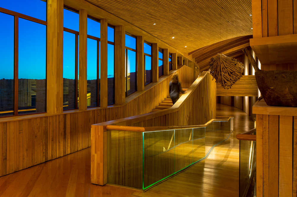 Tierra Patagonia evening walkway to room.jpg