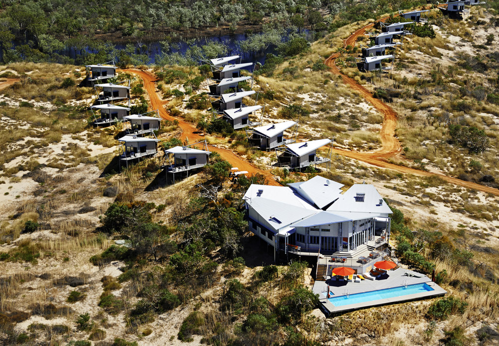 The Berkeley River Lodge - AUSTRALIA
