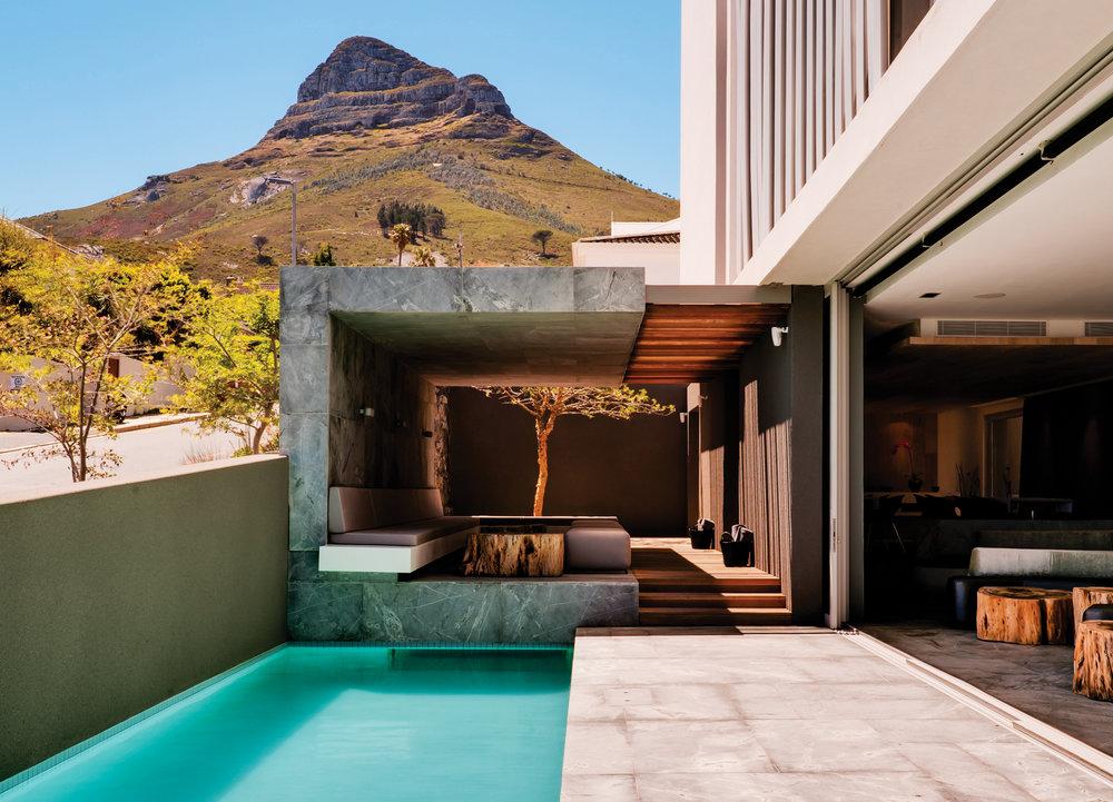 Pod Hotel - SOUTH AFRICA