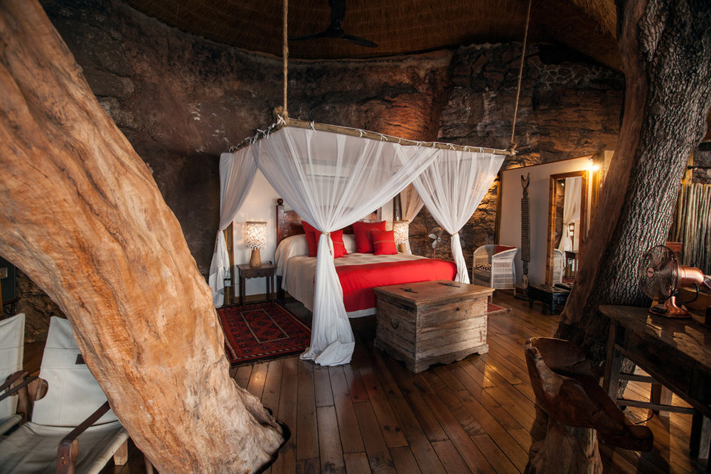 Tongabezi Lodge - ZAMBIA