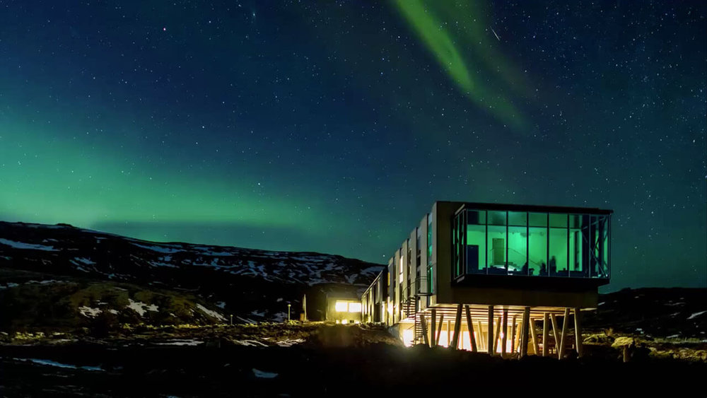 Ion Hotel - ICELAND