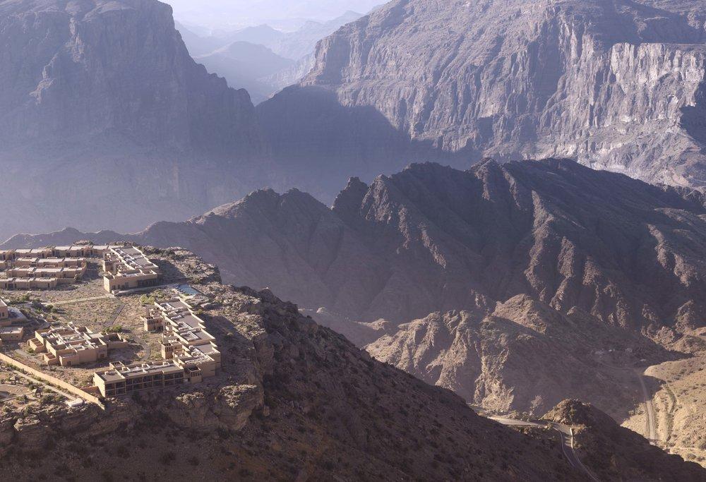Anantara Al Jabal Al Akhdar - OMAN
