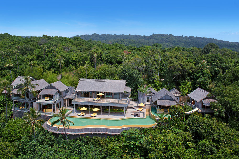 Soneva Kiri - THAILAND