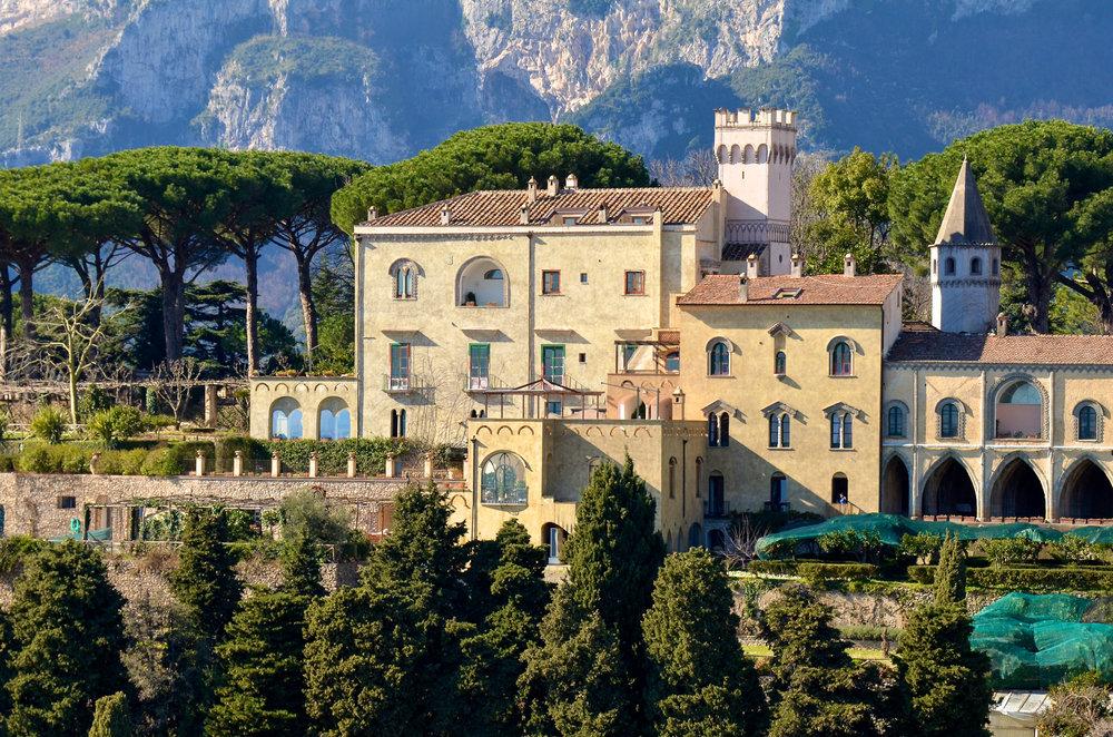 Villa Cimbrone - ITALY