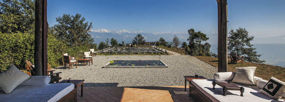 Dwarika's Resort - NEPAL