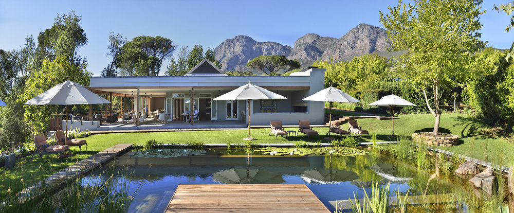 Angala Boutique Hotel - SOUTH AFRICA