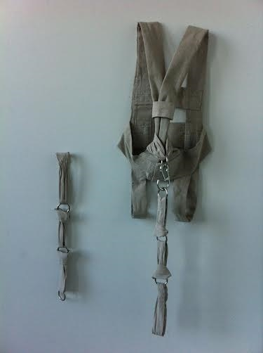 Harness and appendage from Levitation, 2013