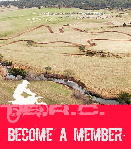 + become a TERC Member!
