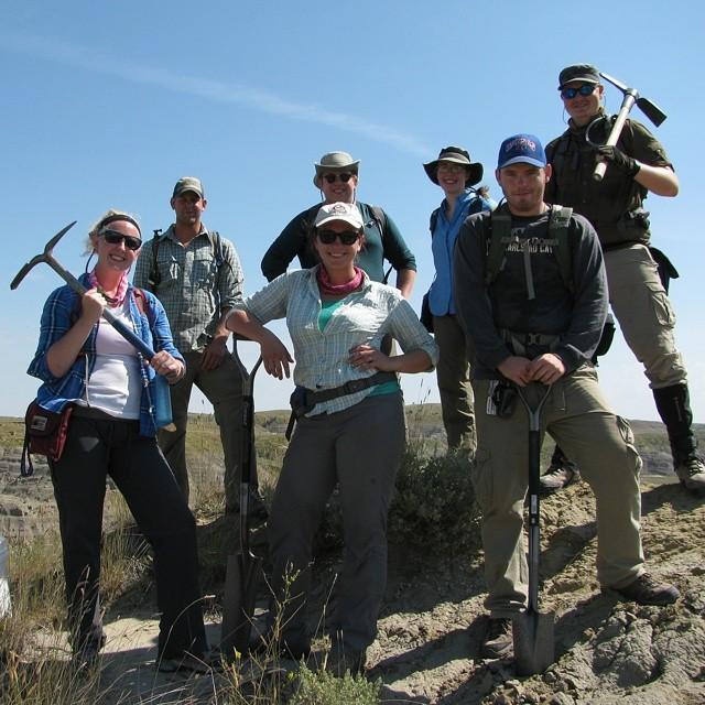 #WSUpaleontology #hcfossils #tryhardernexttime