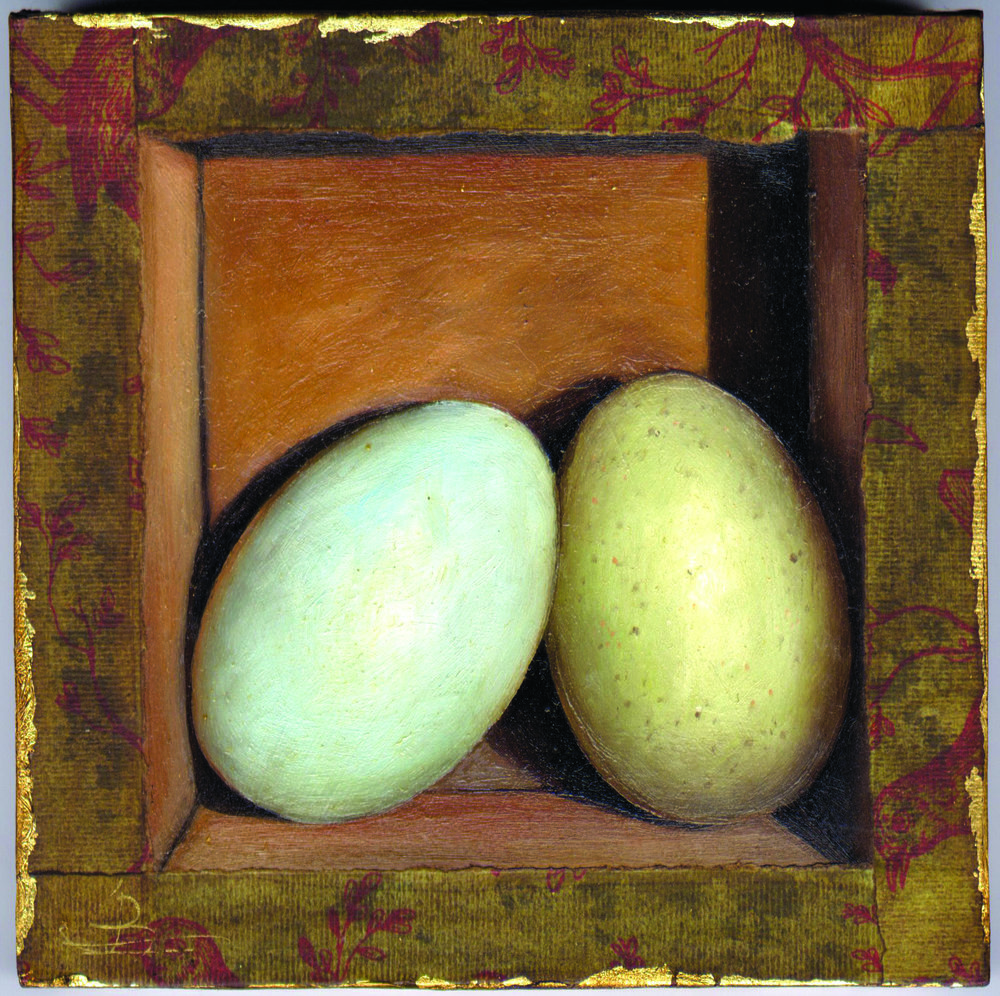Eggs in a Quilt