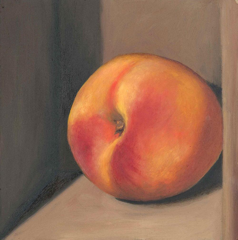 Peach, Alyson's Orchard, NH