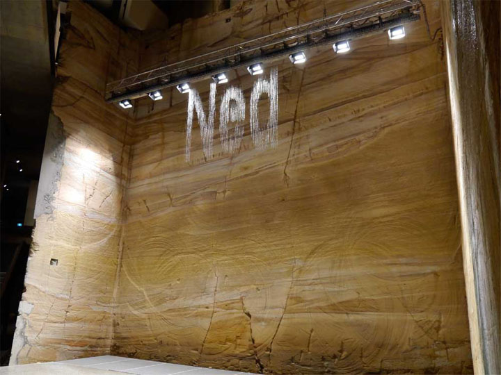 If you've been to MONA in Hobart, you would have been as besotted as I with the gasp-inducing subterranean gallery carved out of the sandstone.