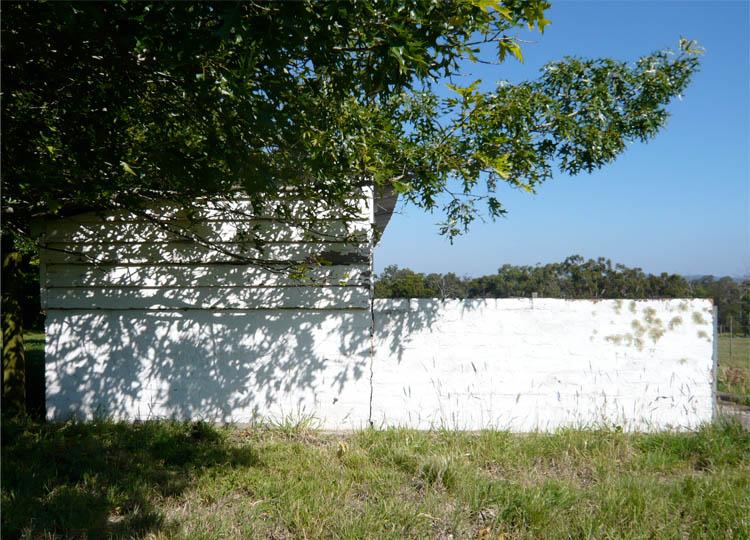 The picturesque outbuilding - a country garden staple.