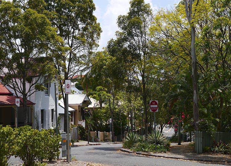 39. Victoria Street: Spring Hill's Loveliest Street