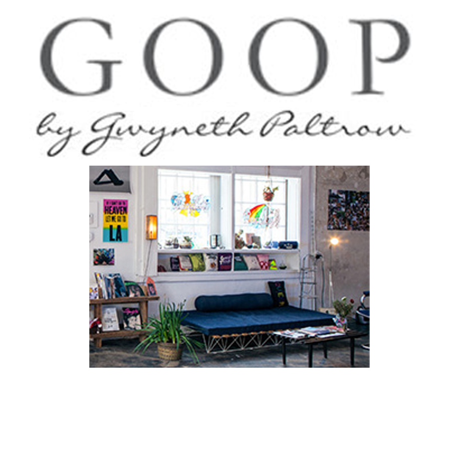GOOP By Gwyneth Paltrow    LA Itineraries, Hipster Edition