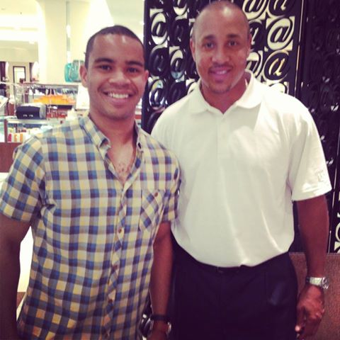 Had the pleasure of DJing for New York Knicks Legend/All Star John Starks for the Father's Day Shopping Event at Saks Fifth Avenue Stamford CT.  Big thanks to Damian for making it happen.