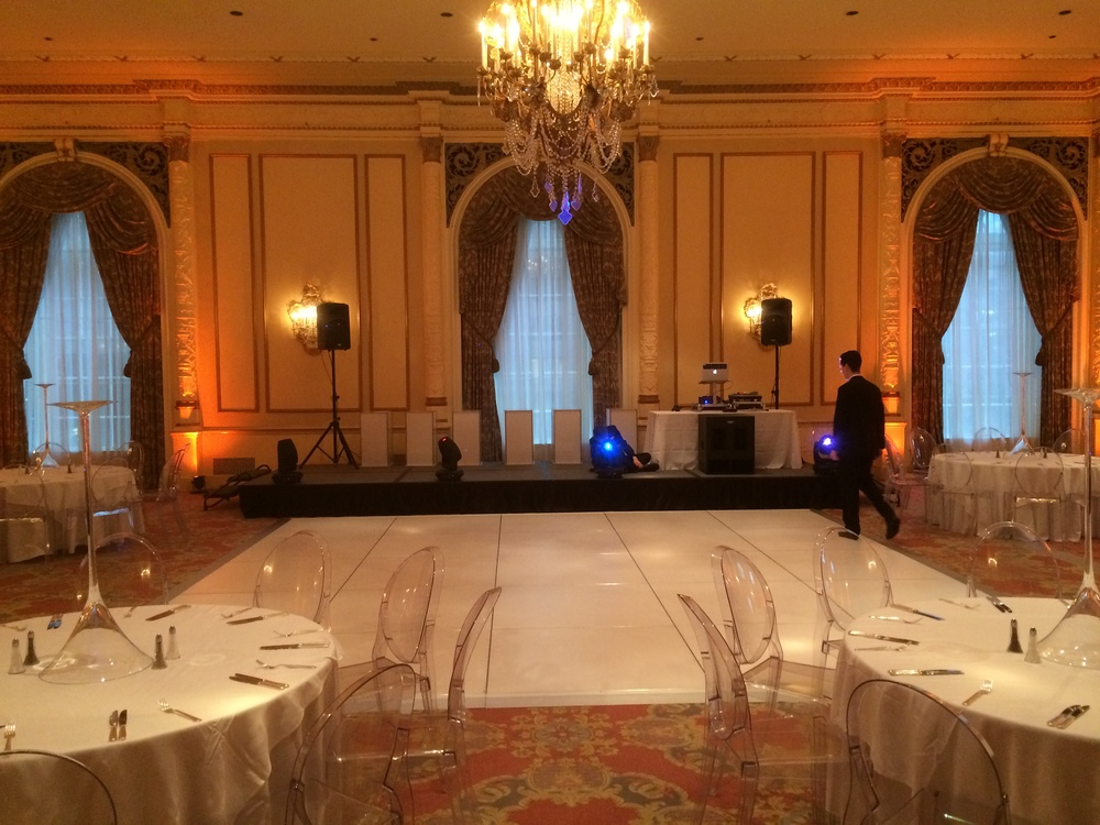 Clarisonic Corporate Event (Feat. JONESY) via Fairmont Olympic Hotel Seattle