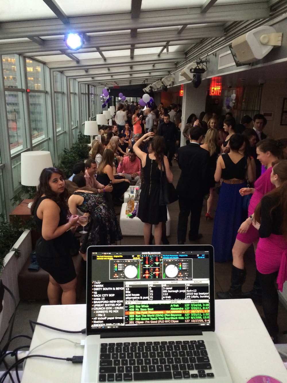SKY ROOM TIMES SQUARE NYC (Feat. JONESY ) 5/10 - Presented by ...