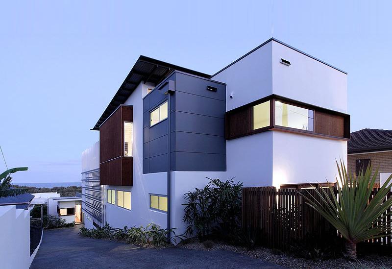 Moss Houses