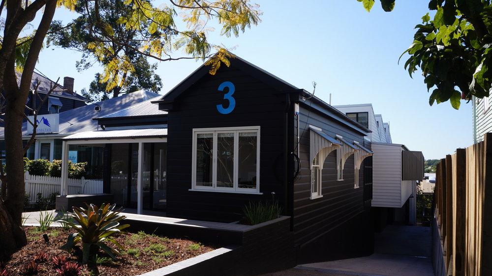 3 latrobe terrace
