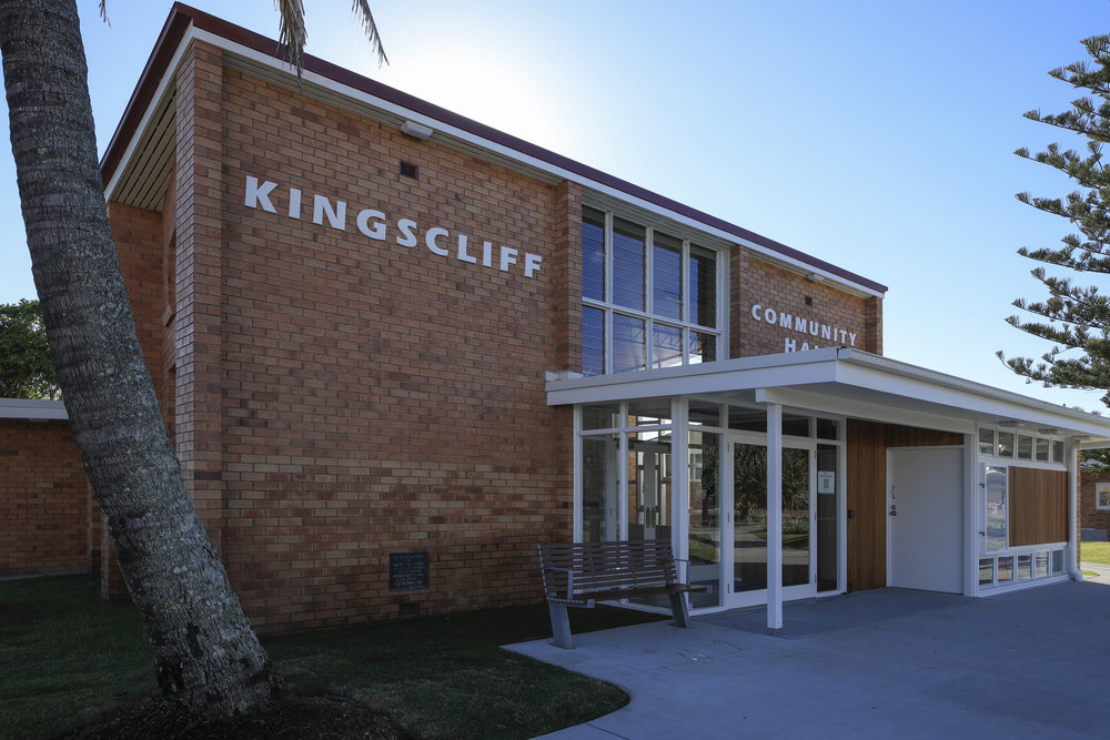 kingscliff hall and amenities