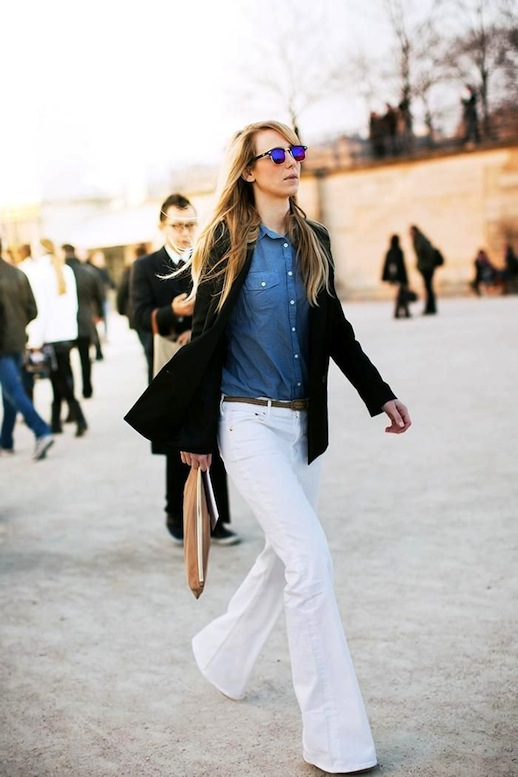 8-Le-Fashion-Blog-9-Ways-To-Wear-Flared-Jeans-Wide-Leg-Denim-Blazer-Chambray-Shirt-White-Jeans-Via-Stockholm-Streetstyle.jpg