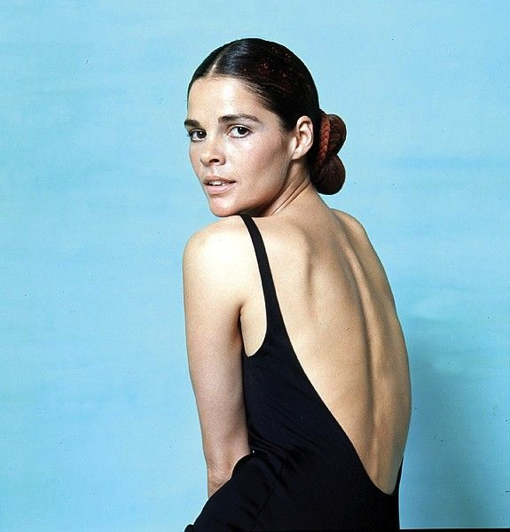 Icon: Ali MacGraw — LISA SAYS GAH View Image