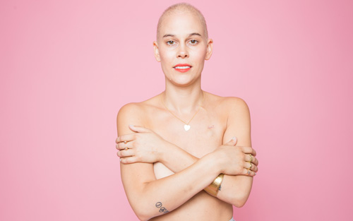 "Amanda Niello Writer, ""Thanks I Have Cancer"""
