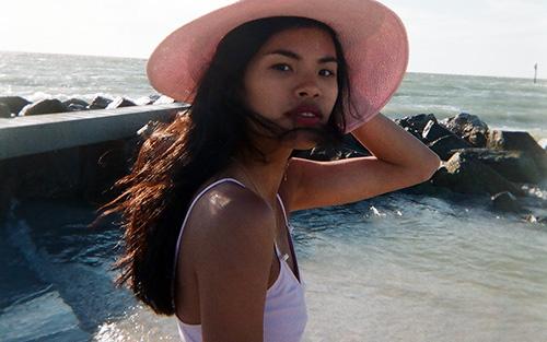 Sandra Diola Student &Model
