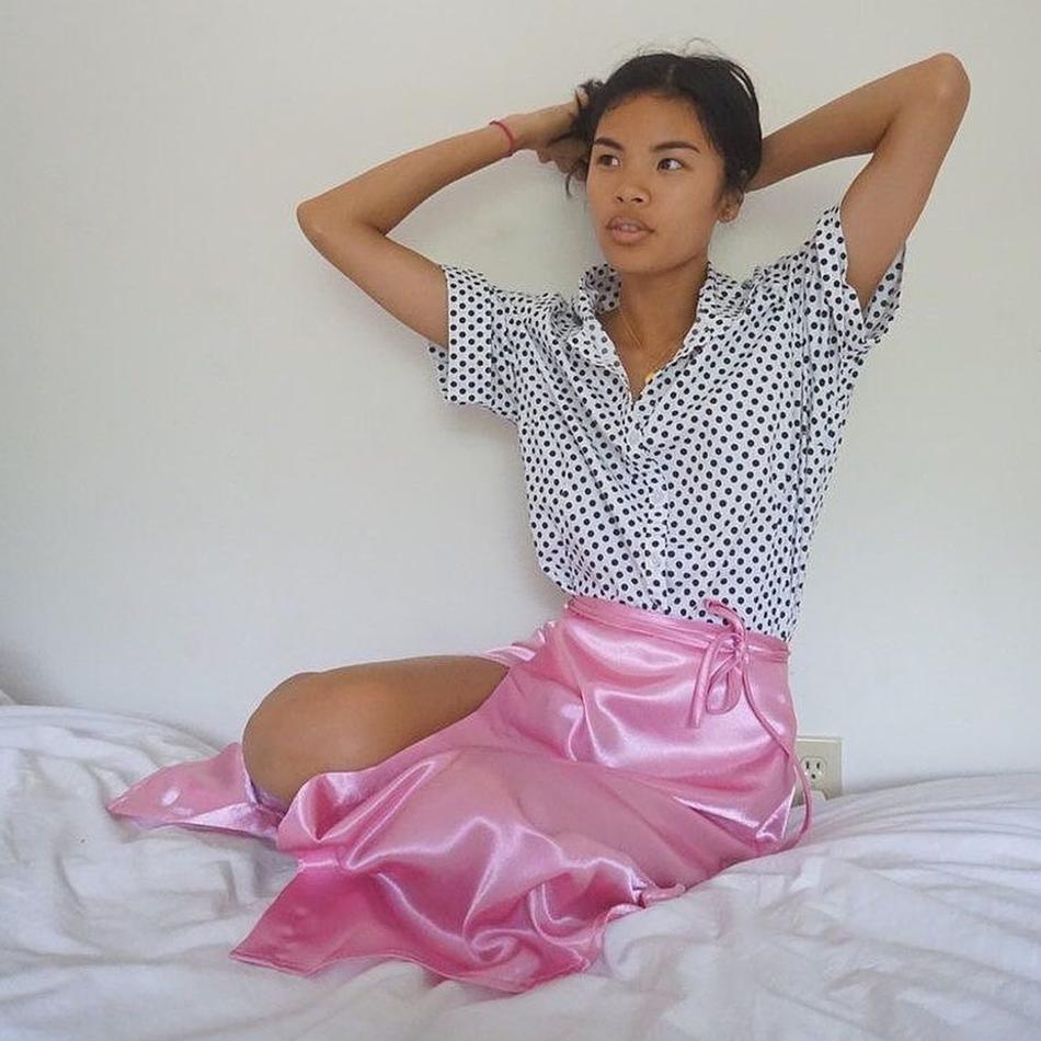 satin-wrap-skirt