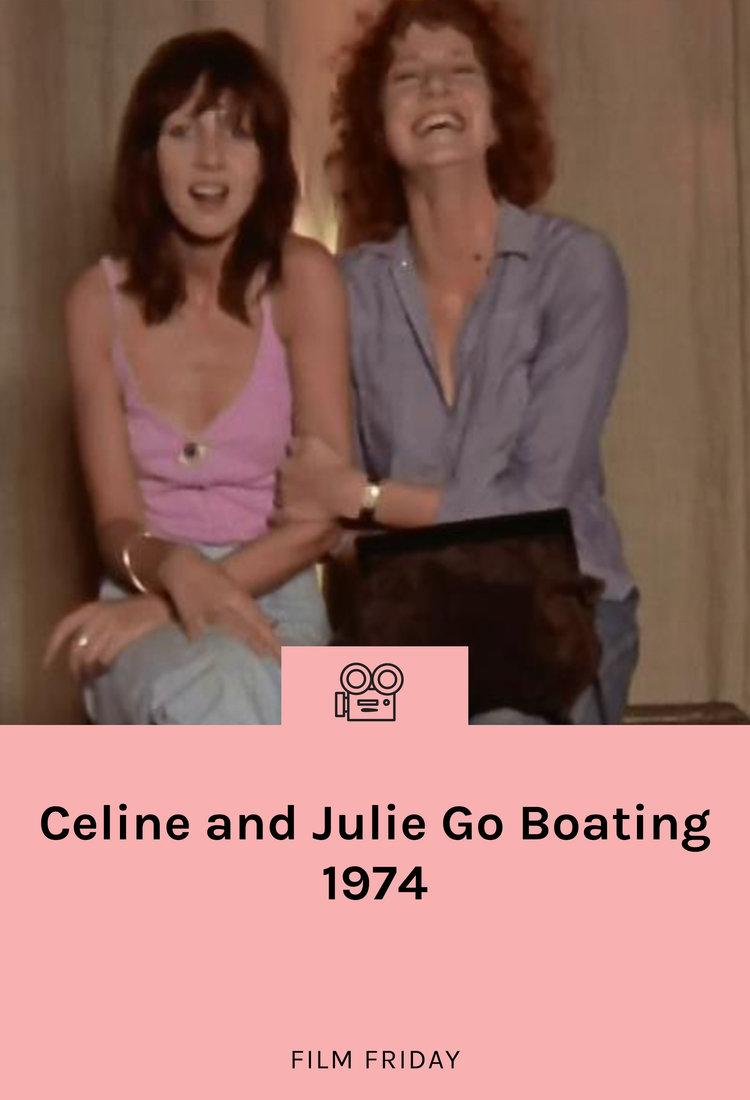 lisa-says-gah-film-friday-Celine-Julie-Go-Boating
