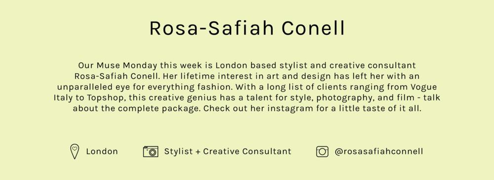 Lisa-Says-Gah-MuseMonday-Rosa-Safiah-Conell-Bio.png