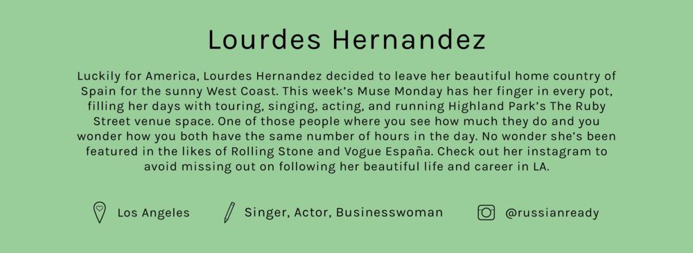 Lisa-Says-Gah-MuseMonday-Lourdes-Hernandez-Bio.png
