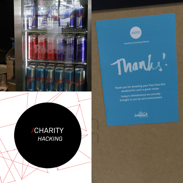 Welcome to the impactNPO charity hackathon