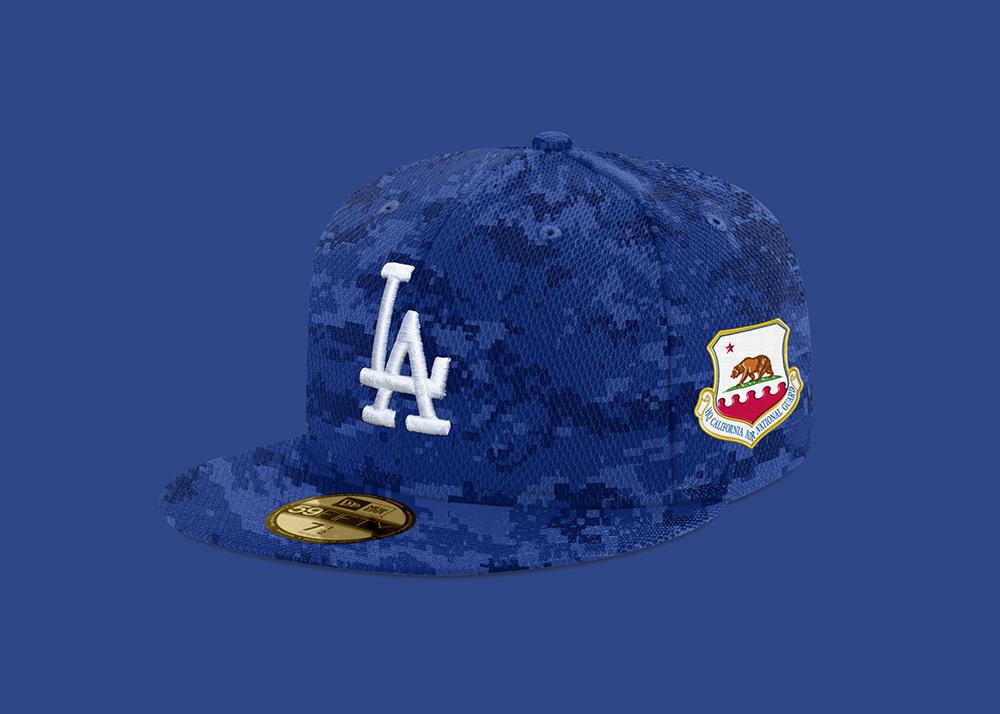 2016+Homebase+Salute_Los+Angeles+Dodgers