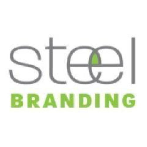 Steel Branding Logo